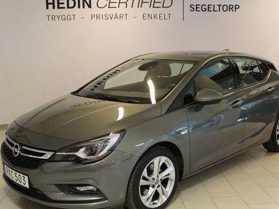 begagnad Opel Astra DYNAMIC 200hk TURBO