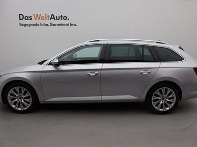 begagnad Skoda Superb Kombi 2.0 TDI 4x4 DSG Businessline 190hk