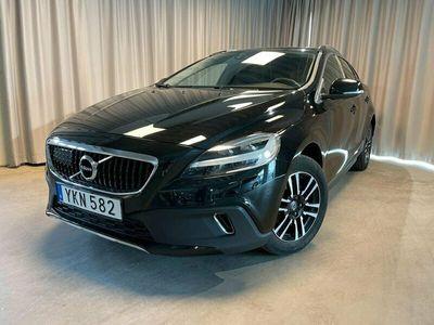begagnad Volvo V40 CC dealer