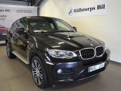 begagnad BMW X6 xDrive30d M-Sport 245HK AUTO 24MÅN GARANTI