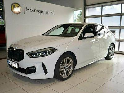 begagnad BMW 118 i Aut M-Sport Fartpilot M-Sportstolar