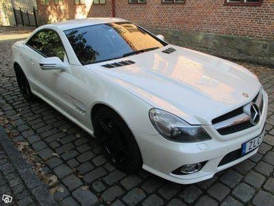 begagnad Mercedes SL500 7G-Tronic 388hk