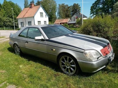 begagnad Mercedes CL600 V12 Coupe