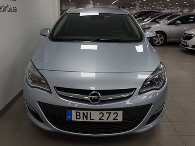 begagnad Opel Astra 1.4 Turbo ECOTEC Premium Sports To -16