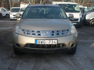 begagnad Nissan Murano 3.5 V6 4WD XTRONIC-CVT 234hk