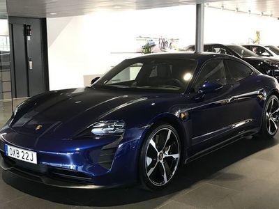 begagnad Porsche Taycan 4S 4S