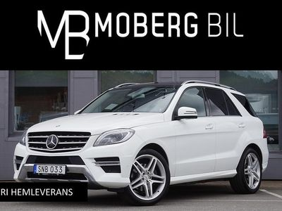 begagnad Mercedes 350 ML Benz4M AMG HUD Panorama 2015, SUV 289 900 kr