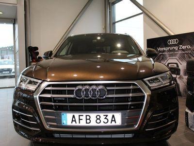 begagnad Audi Q5 B9 45 TDI 231 HK QUATTRO TIPT
