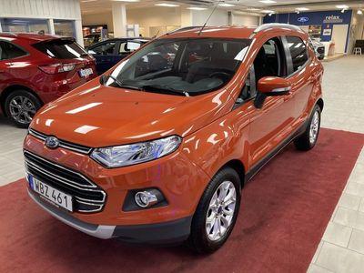 begagnad Ford Ecosport 1.0 EcoBoost | V-HJUL | NYSERVAD