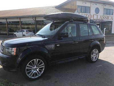 begagnad Land Rover Range Rover Sport TDV8 HSE