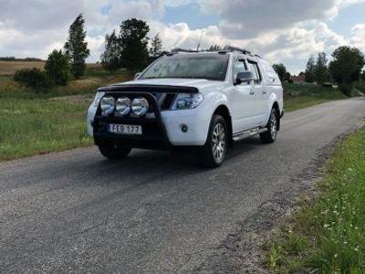 begagnad Nissan Navara 2,5dci salomon -14