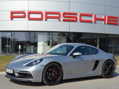 used Porsche 718 Cayman GTS -18