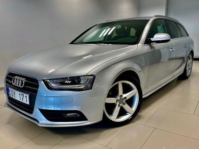 begagnad Audi A4 Avant 2.0 TDI Quattro (Dragkrok)