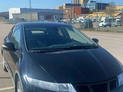 begagnad Honda Civic 5-dörrar 1.8 i-VTEC 140hk