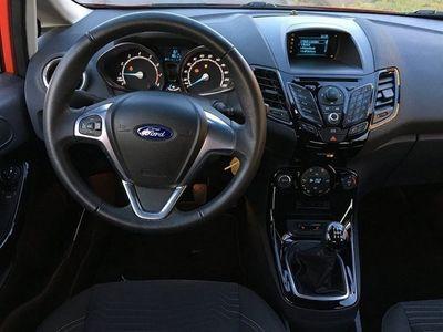 begagnad Ford Fiesta 1,0 Titanium (100 HK)