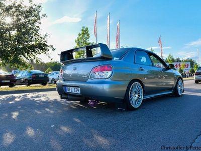 begagnad Subaru Impreza WRX 2.5