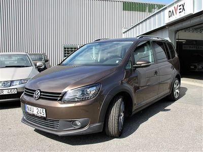 gebraucht VW Touran Cross 1.4 TSI EcoFuel AUT Vi -13