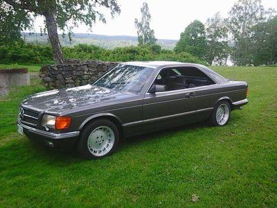 usata Mercedes 500 sec -83