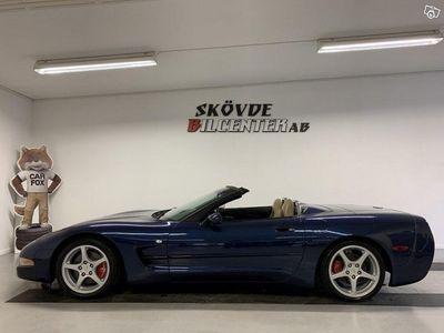 brugt Chevrolet Corvette CAB 5.7 V8 Auto/Välvårdad