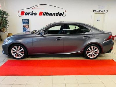 begagnad Lexus IS300h 2.5 CVT Executive 223HK Ränta 1,99%