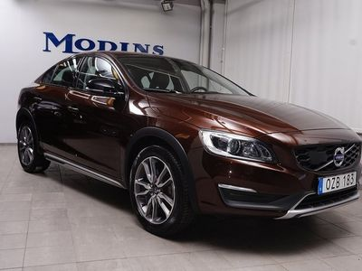 begagnad Volvo S60 CC D4 AWD Aut Summum BE