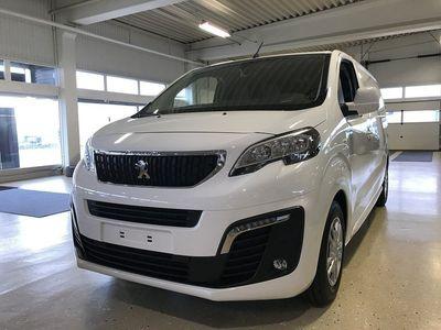 begagnad Peugeot Expert L2H1 PRO+ inkl dragkrok -19