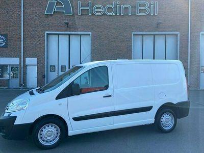 begagnad Citroën Jumper Van 2.0 HDi Automatisk, LÅGSKATT, 2014 2014, Transportbil Pris 106 125 kr