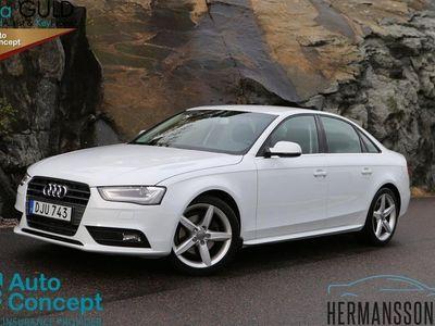 begagnad Audi A4 B8LIMOUSINE