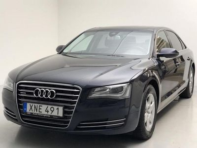 begagnad Audi A8 3.0 TDI quattro