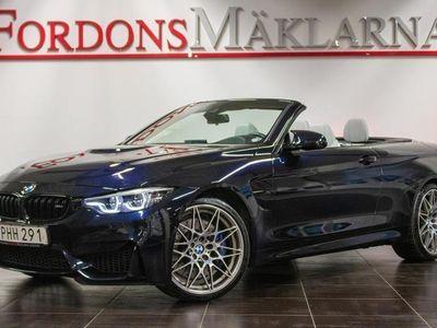 begagnad BMW M4 CAB COMPETITION 450HK SV-SÅLD