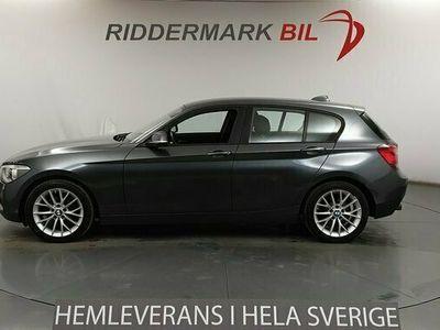begagnad BMW 118 1K4 D XDRIVE