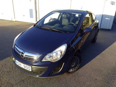 begagnad Opel Corsa 1.2 Twinport 3D 85hk -11