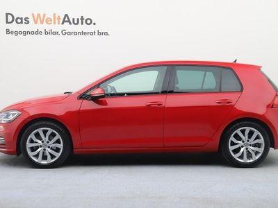 begagnad VW Golf TSI 150/Pluspaket