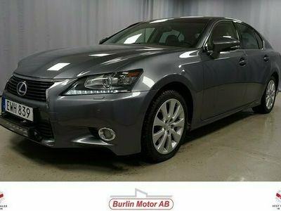begagnad Lexus GS450H 450H 2012, Sedan Pris 169 900 kr