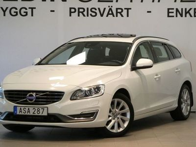 begagnad Volvo V60 D4 Aut Momentum VOC Navi Drag