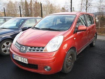 begagnad Nissan Note 5D 1,4 Activ