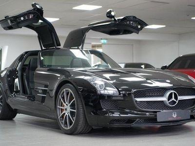 usata Mercedes SLS AMG 6.3 V8 DCT 571Hk Kerami -11