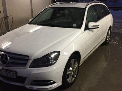 begagnad Mercedes C220 CDI Fleet Edition -14
