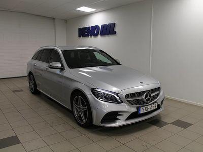 begagnad Mercedes C200 Kombi AMG Aut Navi Drag