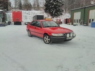 brugt Saab 900 LÅGA MIL -96