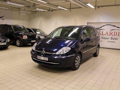 used Citroën C8 2.0HDI PDC 10000MiL 7sits D-VÄRMARE DRAG