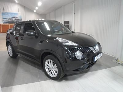 brugt Nissan Juke 1,6 CVT-Automat N-Connecta Part leather 2WD