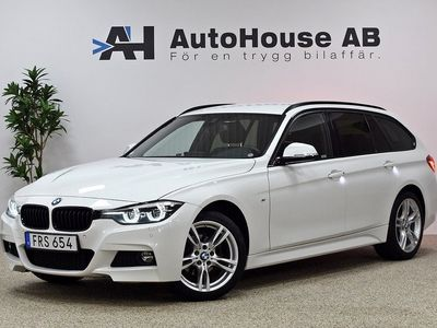 begagnad BMW 320 i xDrive Touring -18