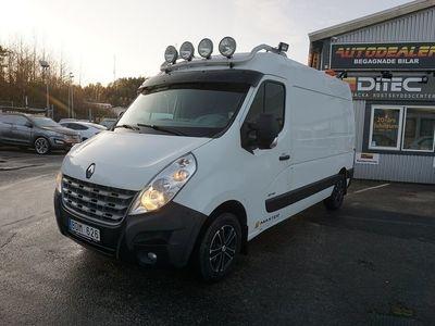 begagnad Renault Master 2.3 dCi L2H2 Nav Drag 2013, Transportbil 119 900 kr
