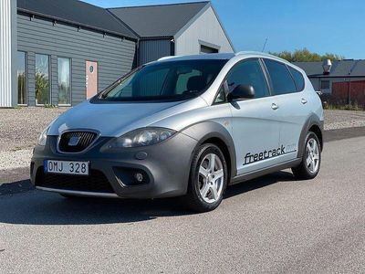begagnad Seat Altea Freetrack 2.0 TFSI 4WD 200hk