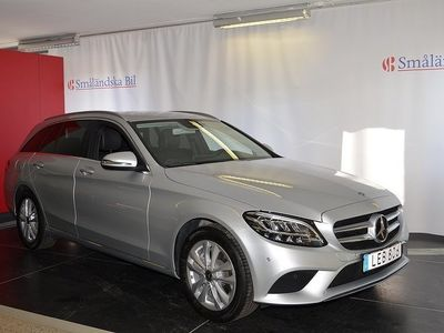 begagnad Mercedes C200 T 9G-Tronic Euro 6 184hk