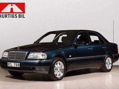 begagnad Mercedes C280 Automat 193hk Elegance