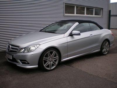 brugt Mercedes 350 E-KLASSCDI AMG Cab / 5300 mil /
