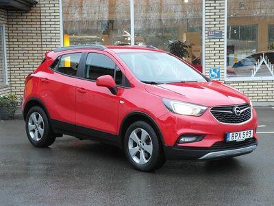begagnad Opel Mokka X Enjoy 1.4 Turbo 4x4 AT6 (152hk) LÅG SKATT