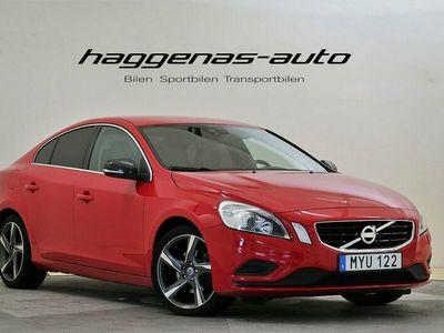 begagnad Volvo S60 D5 / R-Design / Momentum / 215hk